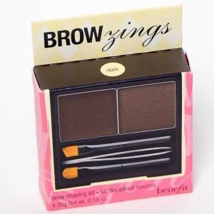 Brow zings Benefit dark, utilisé une ou deux fois, 15€