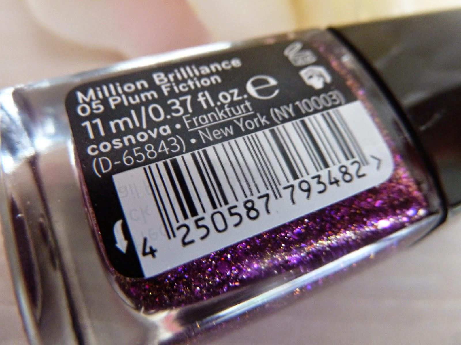 Luxury Lacquers Million Brilliance - Catrice