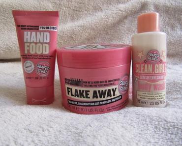 Soap & Glory, testé et approuvé ?