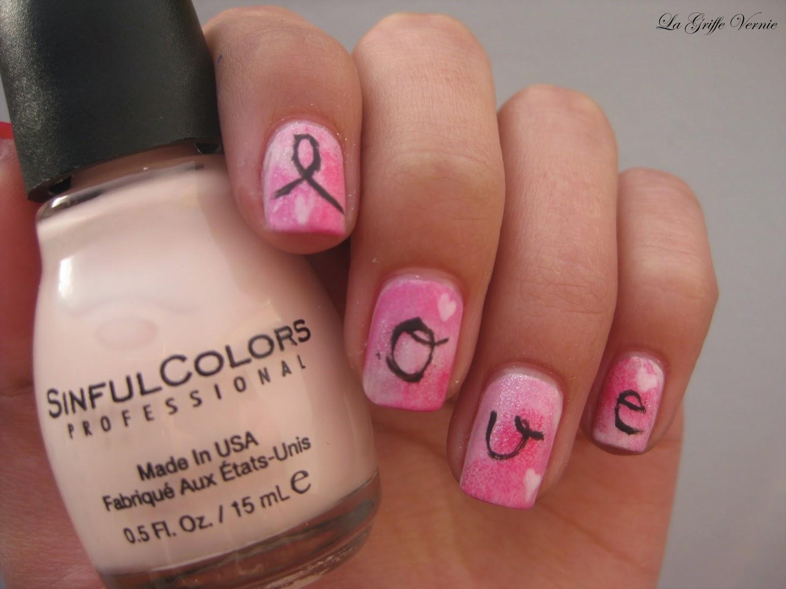 Nailstorming #95 : St-Valentin ♡