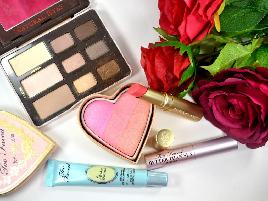 Maquillage De St Valentin Avec Too Faced