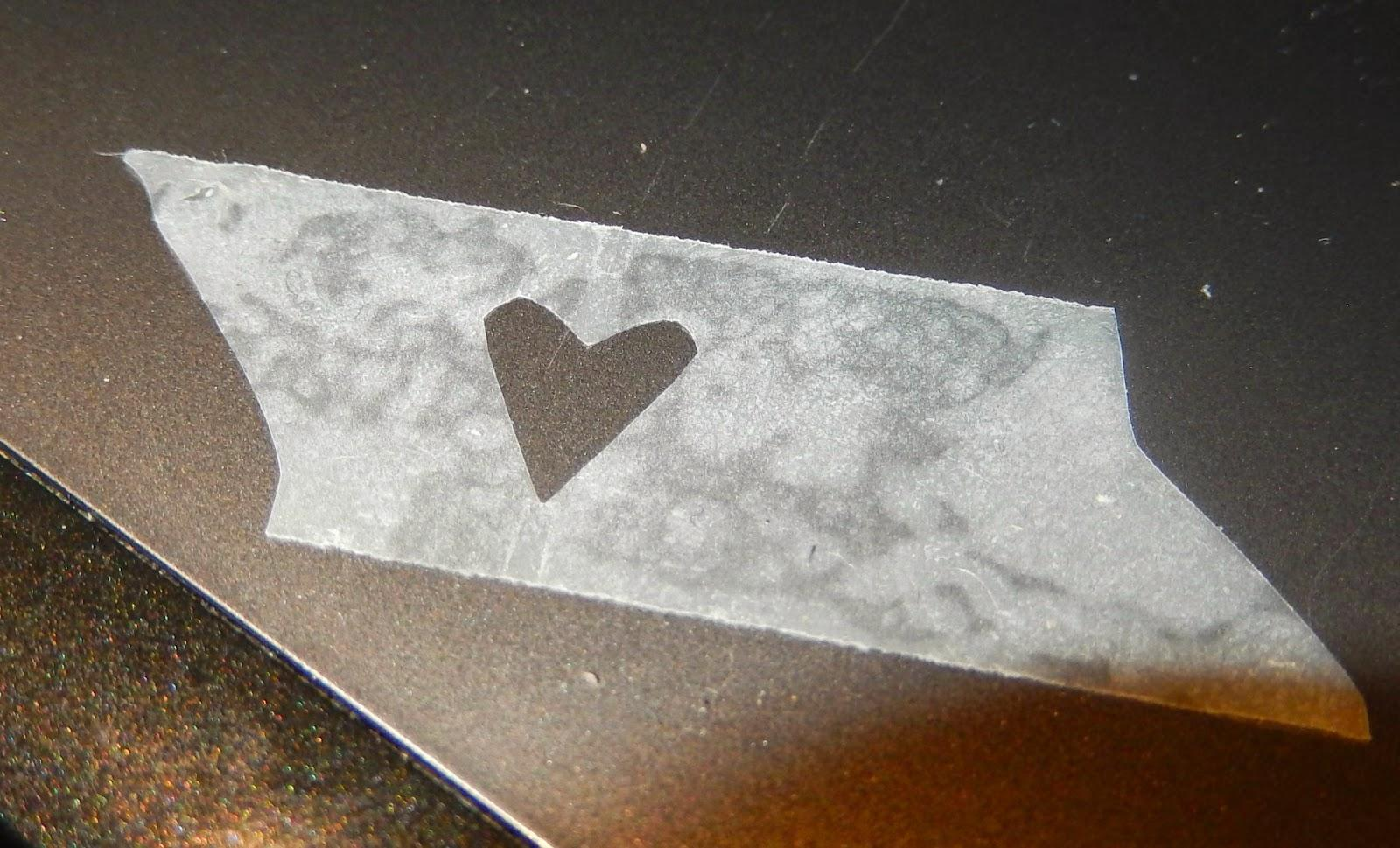 Nail art pour la St Valentin ♥