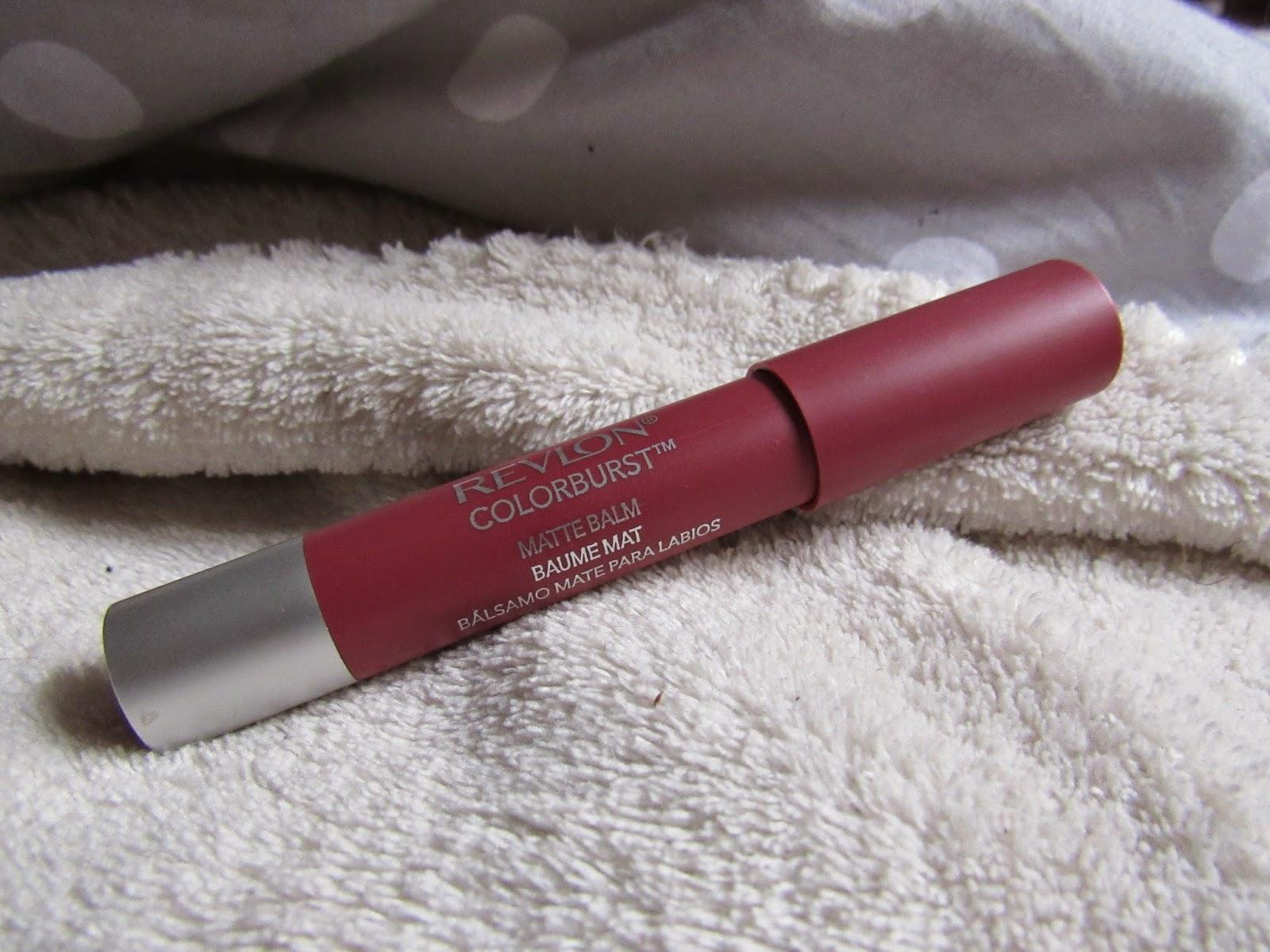 Revlon met de la couleur sur vos lèvres !
