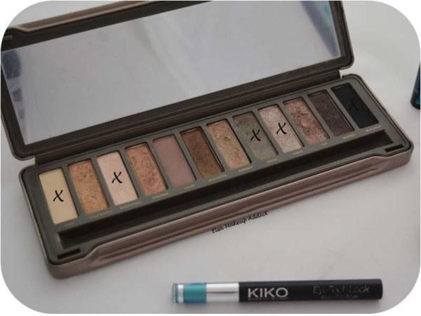 Makeup Lumineux Naked 2 Urban Decay 4