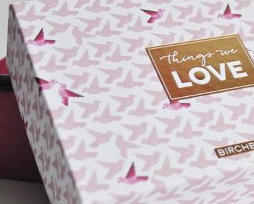 Birchbox Things We Love #fevrier2015
