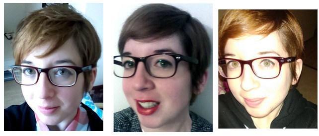 des coiffures