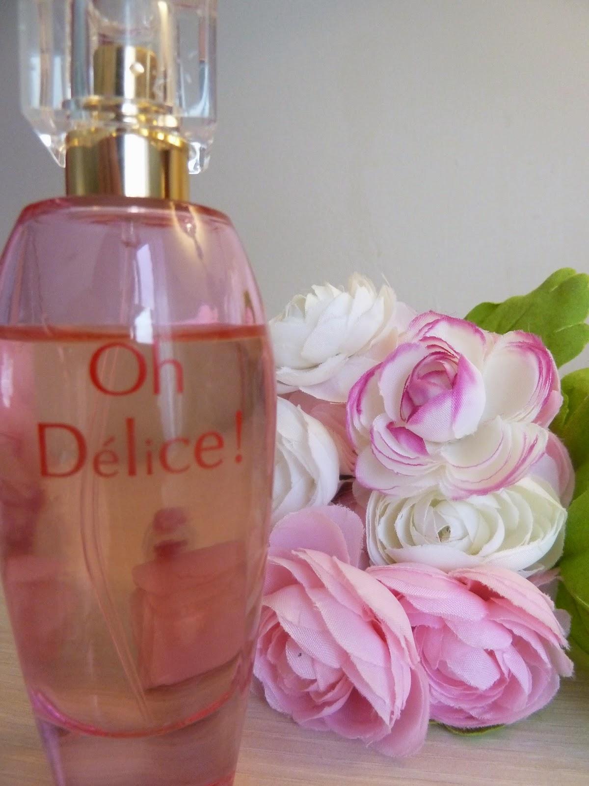 Prémices du printemps avec l'eau de parfum Oh Délice ! - ID Parfums