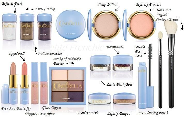 Collection MAC x Cinderella - Disney, du film au maquillage