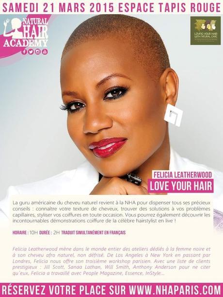 La Natural Hair Academy c'est dans 1 mois