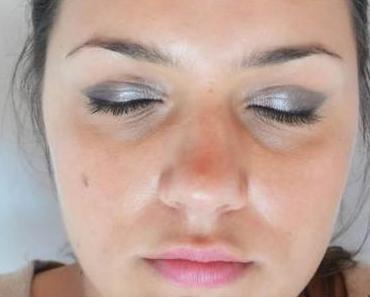 Un maquillage tout gris avec la Palette Dual Intensity de Nars…