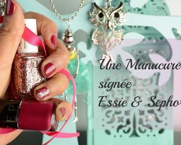 Ma Manucure du jour : Essie & Séphora !