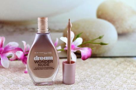 Dream Wonder Nude de Maybelline, le secret d'un jolie teint