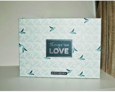 La Birchbox Things we love