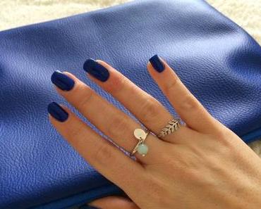 TENUE DU JOUR - Python & bleu roi