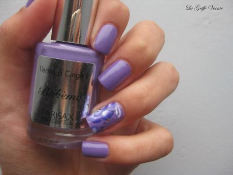 Du One Stroke et du violet...