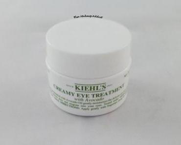 Creamy Eye Treatment with Avocado de Kiehl's : sa réputation est-elle fondée ?