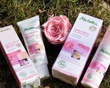 J'offre un bouquet de roses à ma peau grâce à Melvita !