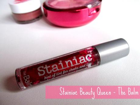 Stainiac beauty queen the balm