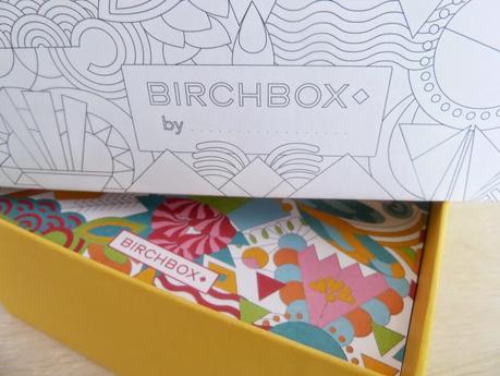 Un avant-goût de Printemps avec la Birchbox de Mars - Mine de Printemps