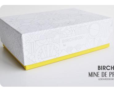 Birchbox mine de printemps ! #mars2015