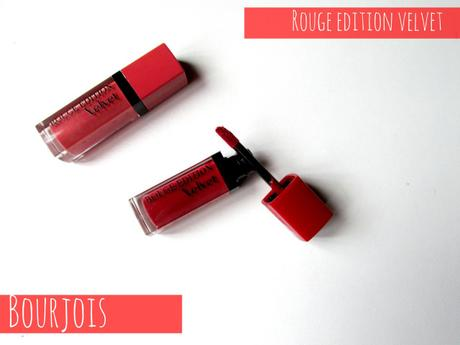 rouge edition velvet bourjois