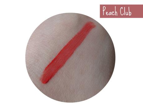 swatch peach club