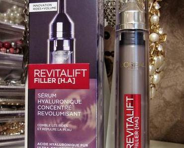 Revitalift Filler de l'Oréal : Flop