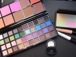 Dernières folies makeup :-)