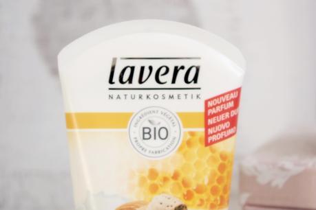 Honey Moments de Lavera, le lait corps très doux ❤❤❤
