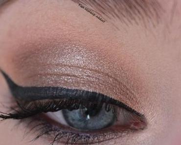Makeup brun de tous les jours {Dual-Intensity Eyeshadow Palette}