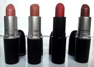 Mes Rouges à Lèvres MAC du printemps