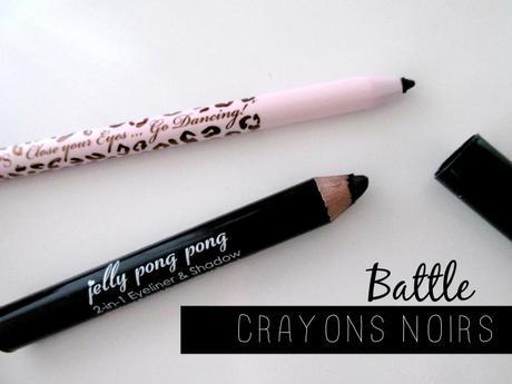 battle crayons noirs