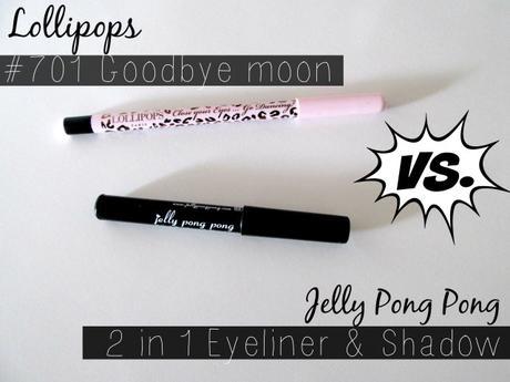 crayons lollipops et jelly pong pong