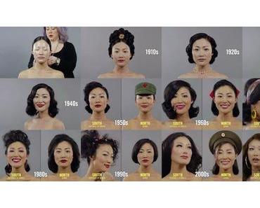 Le maquillage, décennie par décennie...