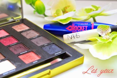 Makeup pep's et coloré pour accueillir le printemps