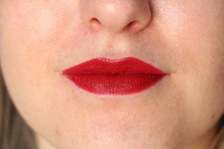 Et s'il n'en restait qu'un : #rouge à lèvres