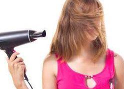 Pour ou contre le sèche cheveux
