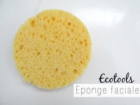 ecotools eponge faciale