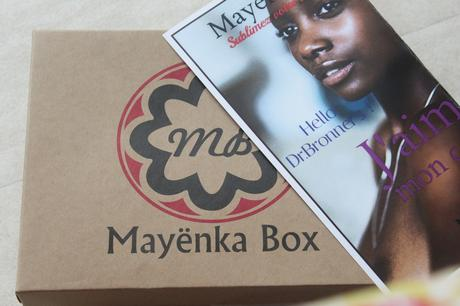 La Mayënkabox (Katissbox) du mois de mars