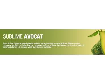 Revue : la gamme Sublime Avocat de Saint Algue
