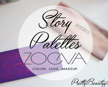 [REVUE] : Story Palettes By Zoeva, PART 2 : Rodeo Belle !