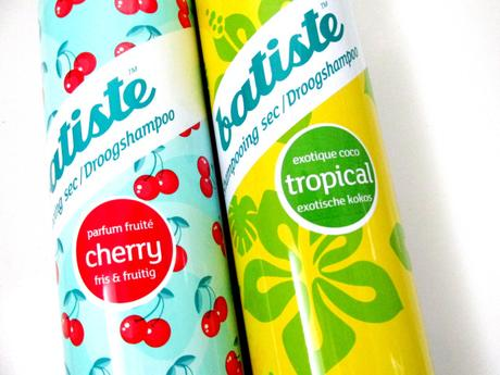 Batiste cherry et tropical