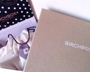 Accrochez vos ceintures, destination beauté avec la Birchbox d'avril