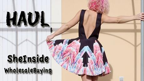Haul/LookBook : SheInside & Wholesalebuying