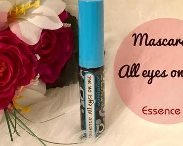 Revue | Mascara all about eyes | Essence