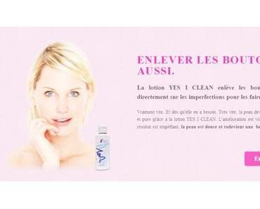 """Mon partenariat avec """" Yes i Clean """" :"""