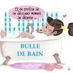 bulle de bain FB