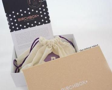 Birchbox d'Avril