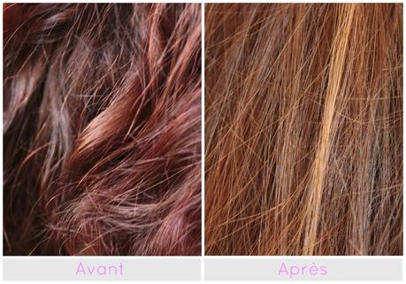 Retrouver sa couleur (presque) naturelle avec Colour B4!