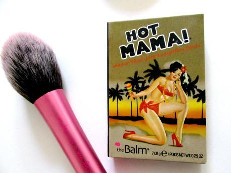 hot mama the balm